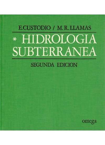 Hidrologia subterranea 1