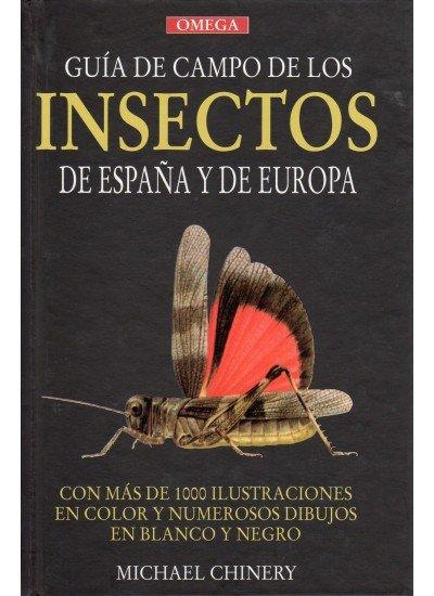 Guia campo insectos españa europa