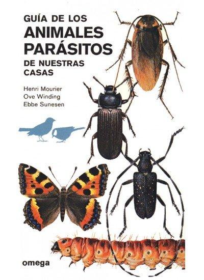 Guia animales parasitos nuestras casas