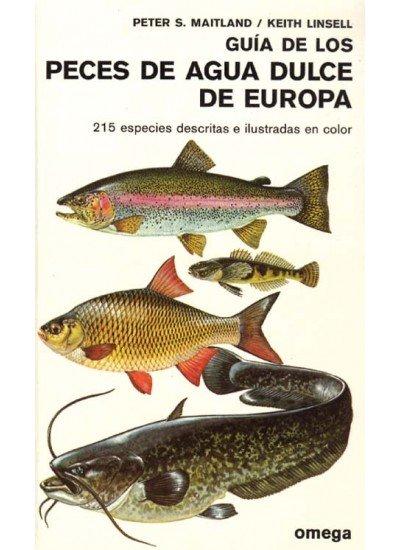 Guia peces agua dulce europa