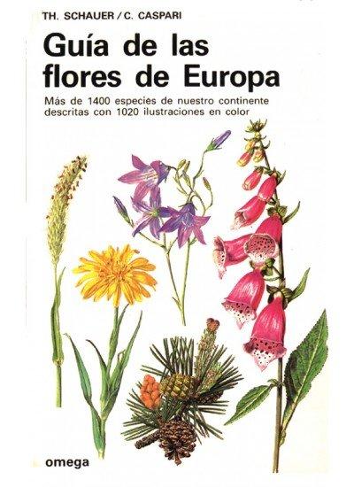 Guia flores europa schauer