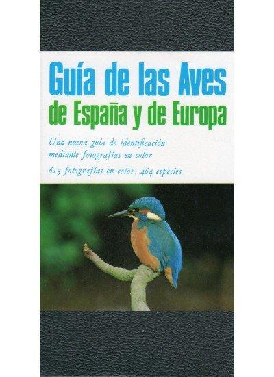 Guia aves españa europa(keith)