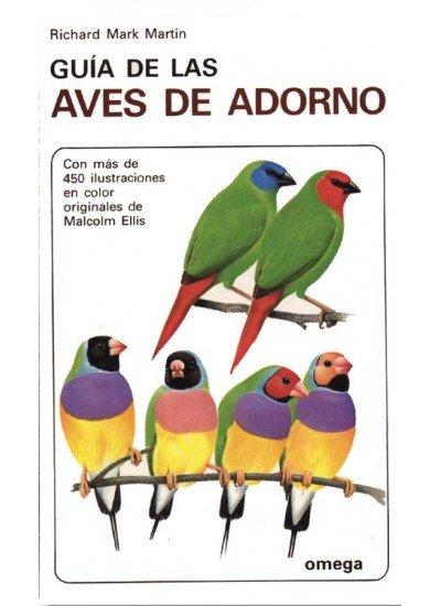 Guia aves adorno