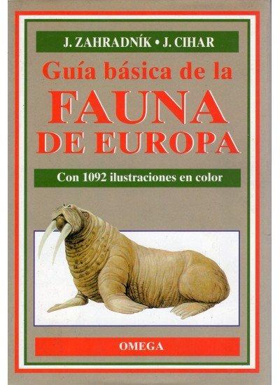 Guia basica fauna europa omega