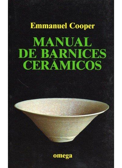 Manual barnices ceramicos