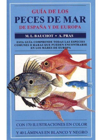 Guia peces mar españa europa/omega