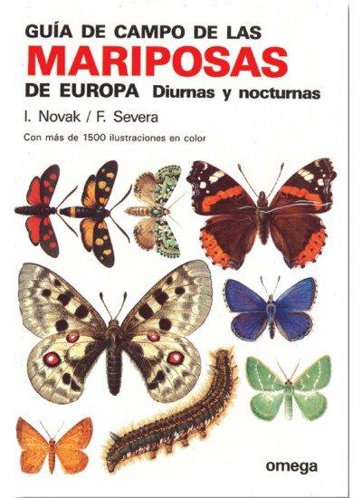 Guia campo mariposas europa/omega