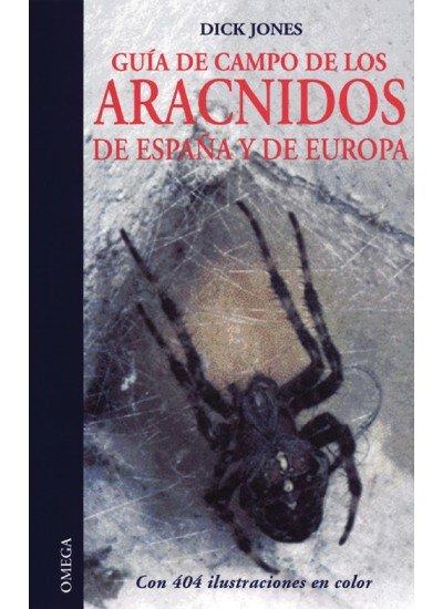 Guia aracnidos españa europa/omega