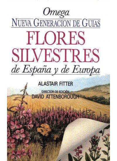 Flores silvestres españa europa n.g.g.