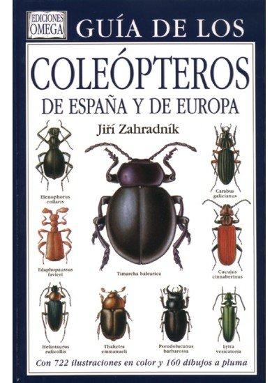 Guia coleopteros españa y europa