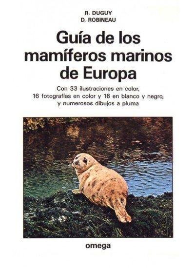 Guia mamiferos marinos europa