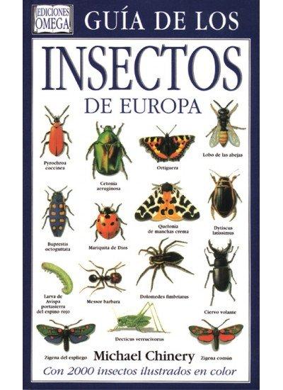 Guia insectos europa ne