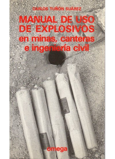 Manual uso explosivos