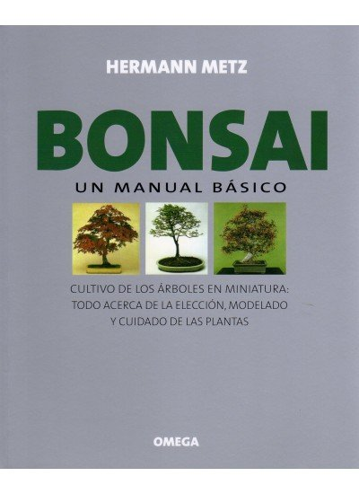 Bonsai manual basico
