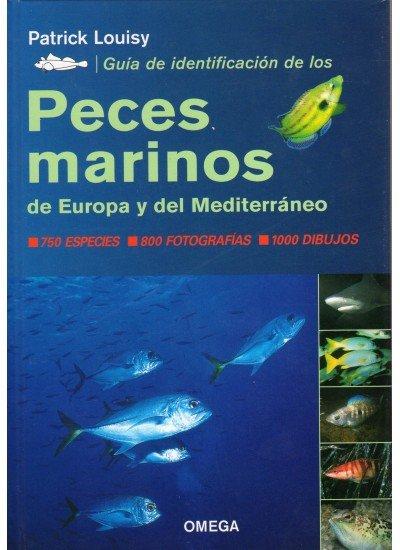 Guia identificacion peces marinos europa y mediterraneo