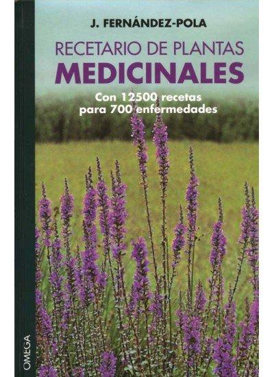 Recetario plantas medicinales