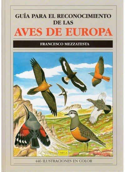 Guia reconocimiento aves europa
