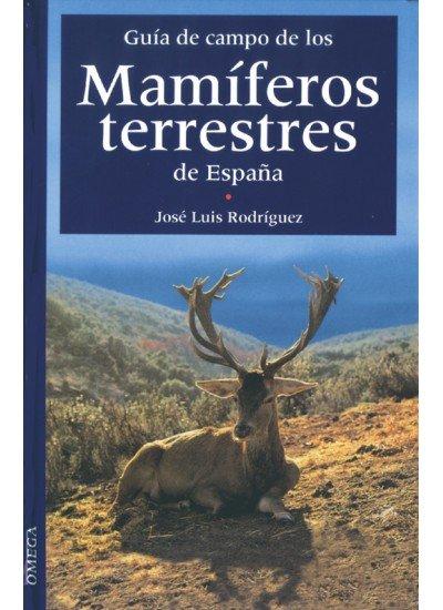 Guia campo mamiferos terrestres españa