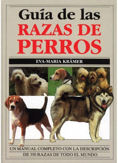 Guia razas de perros omega