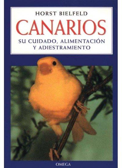 Canarios su cuidado alimentacion