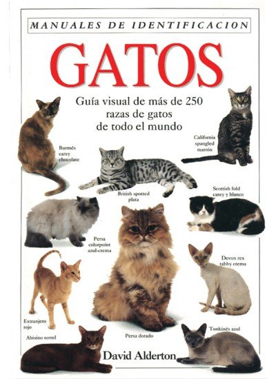Gatos manual identificacion