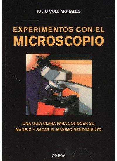 Experimentos con microscopio