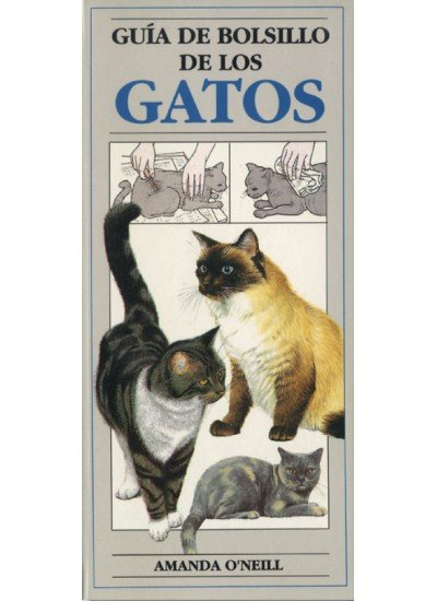 Gatos guia bolsillo omega