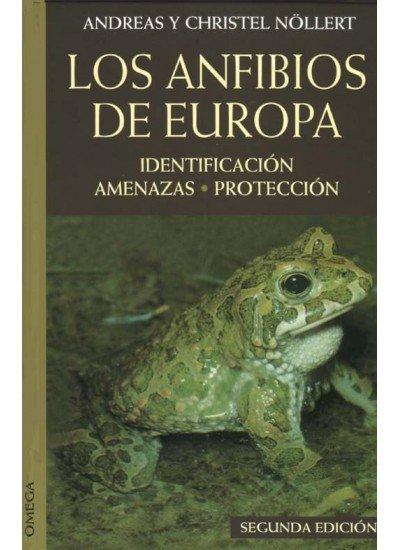 Anfibios de europa identificacion amanazas