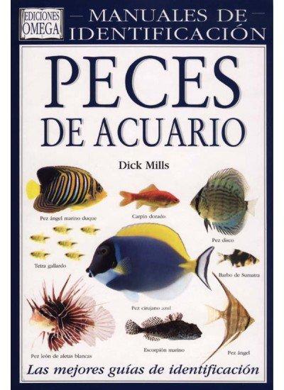 Peces de acuario manual identificacion