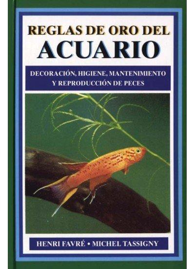 Reglas de oro del acuario