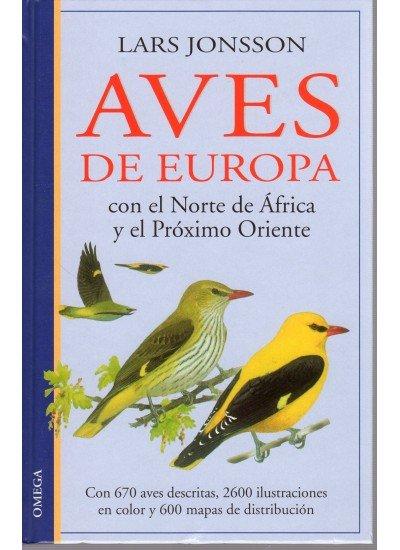 Aves de europa africa proximo oriente