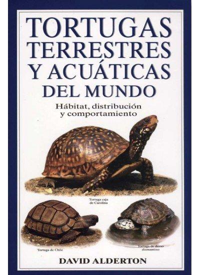 Tortugas terrestres acuaticas mundo