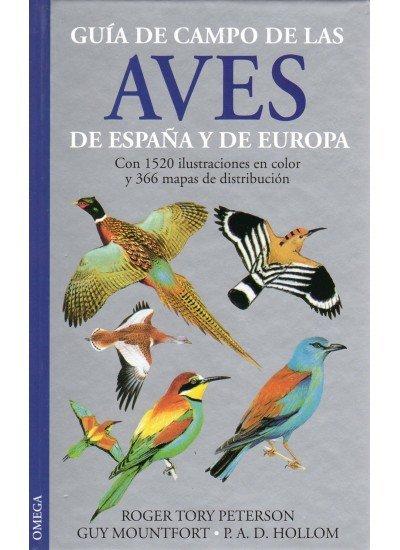 Guia campo aves españa europa ne peterson