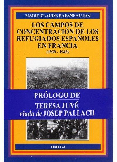 Campos concentra.refugiados españoles