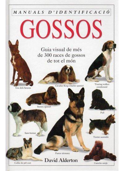 Gossos. manual d'identificacio