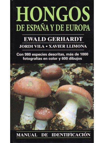 Hongos españa y europa manual