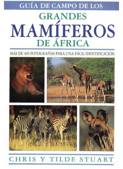 Guia campo grandes mamiferos africa