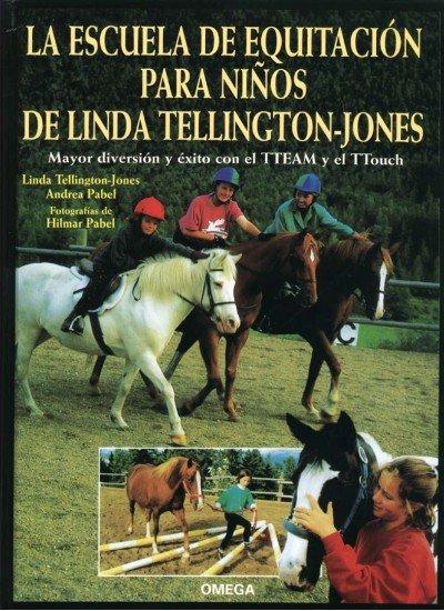 Escuela equitacion para niños