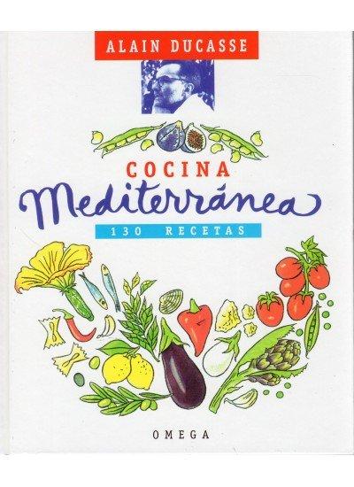 Cocina mediterranea 130 recetas