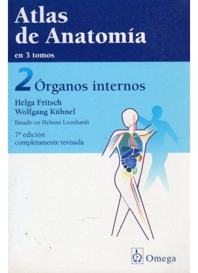 Atlas anatomia 2 organos internos 7ª