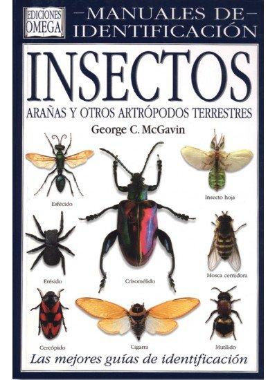 Manual de identificacion insectos arañas y otros antroprodos