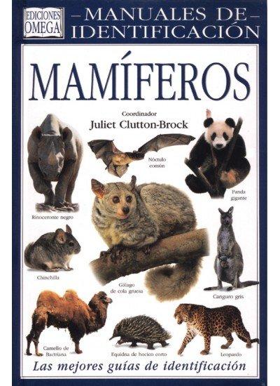 Mamiferos manual de identificacion