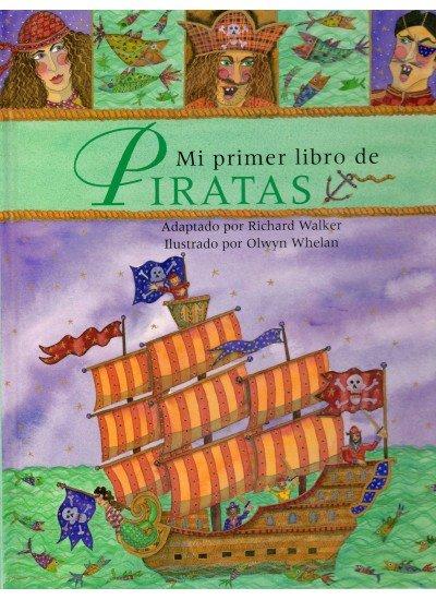 Mi primer libro piratas