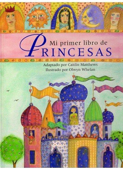 Mi primer libro princesas