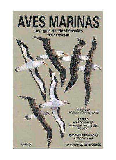 Aves marinas guia identificacion