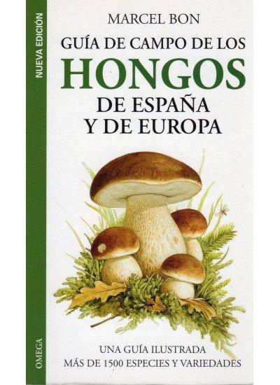 Guia de campo de hongos españa europa ne