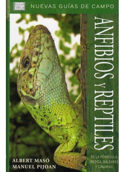 Anfibios y reptiles p.iberica baleares y canarias