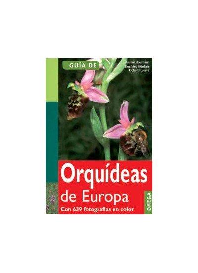 Guia de orquideas de europa