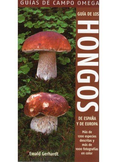 Guia hongos españa y europa