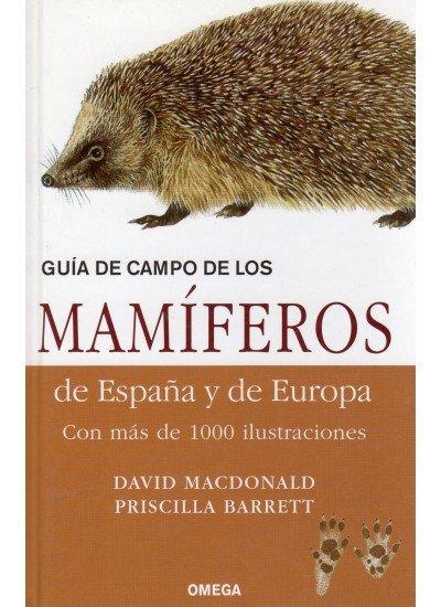 Guia campo mamiferos de españa y europa